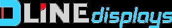 D-LINE Displays - výstavní stánky a prodejní stojany / logo